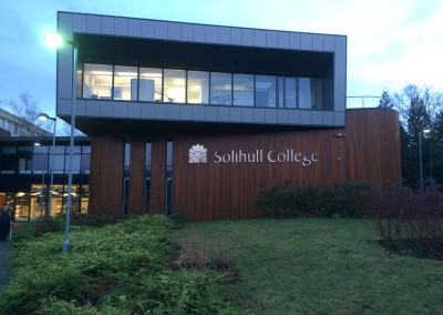 Solihull College IT Block